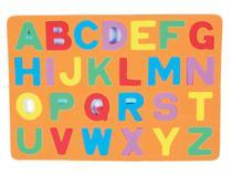 Kit Alfabeto  4 Cartelas - Maiúscula/Minuscula - Mingone brinquedos