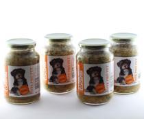 Kit alimento natural úmido cães 6 Pote Pró Pet 535g ração - Pote Pro Pet