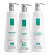 Kit Alisamento Profissional Progressiva Alisamento - L Arree Cosmetiques