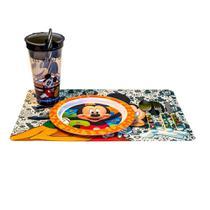 Kit Almoço Mickey original Mickey - Disney - Plasutil