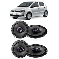 Kit Alto Falantes de Porta Pioneer Fox Volkswagen -