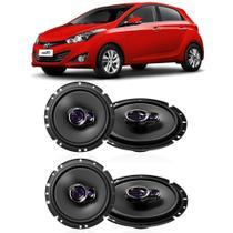 Kit Alto Falantes de Porta Pioneer Hb20 Hyundai -