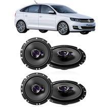 Kit Alto Falantes de Porta Pioneer Pointer Volkswagen -