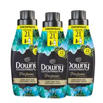 Kit Amaciante Downy 4X Concentrado - Authentic Beauty com 3 unidades