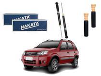 Kit amortecedor traseiro nakata ford ecosport 1.6 2.0 2003 a 2012 -