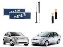 Kit amortecedor traseiro nakata ford fiesta hatch fiesta sedan 1.0 1.6 2002 a 2014 -