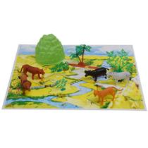 Kit Animal World - Animais Selvagens - Buba -