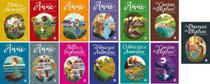 Kit anne de green gables - 13 volumes (colecao completa) - Ciranda Cultural -