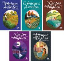 Kit anne de green gables - (ultimos lancamentos - 5 volumes) - Ciranda Cultural -