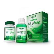 Kit Anti Tabagismo NicoFree - Tratamento para Parar de Fumar. -