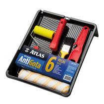 Kit Antigota 6 Peças Atlas -