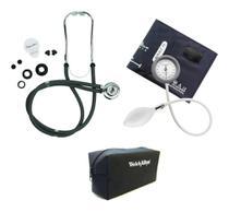 Kit Aparelho De Medir Pressão Welch Allyn Com Estetoscopio -