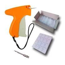 Kit Aplicador Tag + 1000 Etiquetas + 5000 Fixpin C/2 Agulhas - NYBC