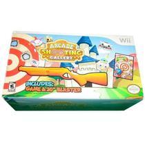 Kit Arcade Shooting Gallery - Wii - Nintendo