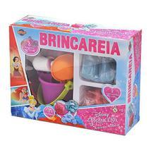 Kit Areia de Modelar Caixa Grande Princesas TOYNG 38433 -