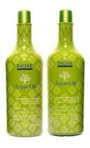 Kit Argan Oil Shampoo E Condicionador 1 Litro - Inoar -