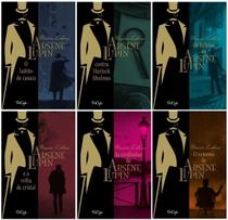 Kit Arsène Lupin: 6 volumes (Coleção Completa - Selo Tricaju) - Ciranda Cultural -