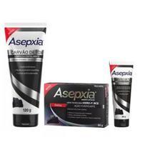 kit Asepxia Detox -