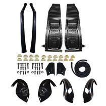 Kit Assoalhos + Paralamas + Caixas de Ar + Pé Coluna Fusca - Volkswagen