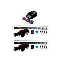 Kit Atuador Trava Elétrica 02 PORTAS-UNIVERSAL-24V (DNI2026) -