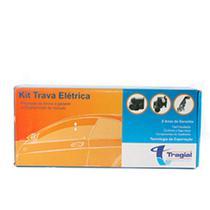 Kit Atuador Trava Elétrica ETIOS 4 Portas (TE4) - Tragial