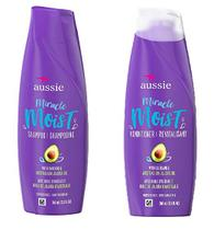 Kit Aussie Moist Shampoo e Condicionador 400ml