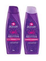 Kit Aussie Nutrition Nutrição Shampoo E Condicionador 360ml -