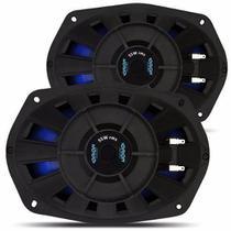 Kit Auto Radio Mp3 Bluetooth E Falante 6 E Falante 6x9 Pol - First Option