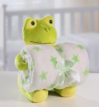 Kit Baby Manta com Sapinho - Bouton