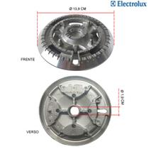 Kit bacias para fogões tripla chama electrolux 5 bocas 76 dx -