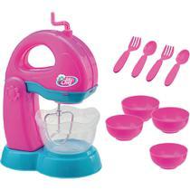 Kit Batedeira Usual Plastic Le Chef 312 -