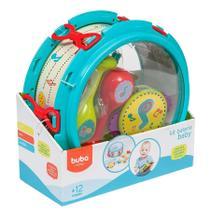 Kit Bateria Baby Musical Buba Baby -