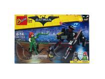 Kit  Batman + Hera Venenosa Bonecos Blocos de Montar 135 peças - Sy
