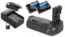 Kit BATTERY GRIP BG-E9 PARA CANON EOS 60D e 60Da -