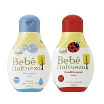 Kit Bebê Natureza Shampoo + Condicionador  Suave 230ml - Biotropic