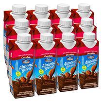 Kit Bebidas Amêndoas Almond Breeze Chocolate Zero 12x250ml - Blue Diamond