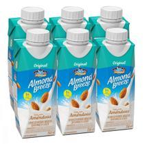 Kit Bebidas de Amêndoas Almond Breeze 6x250ml - Blue Diamond