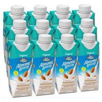 Kit Bebidas de Amêndoas Almond Breeze Baunilha 12x250ml - Blue Diamond