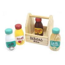 Kit Bebidas Lácteas - New Art