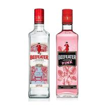 Kit Beefeater Dry 750ml + Beefeater Pink 750ml -