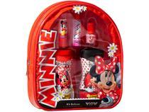 Kit Beleza Infantil Minnie View 5 Peças -