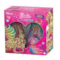 kit Belliz Barbie Reinos Magicos sh+cond 250ml cada - Ricca