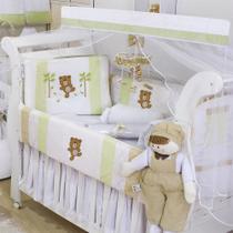 Kit Berço Arthur 11 Peças - Precious Baby
