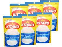 Kit Bicarbonato de Sódio Kitano 80g - 6 Unidades