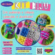 Kit biju fluffy point -