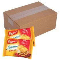 Kit Biscoito Cream Cracker Sachê c/37 - Bauducco -