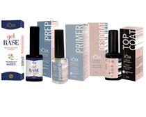 Kit blindagem volia base Prep Primer Desidrat unhas Top Coat -