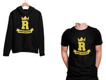 Kit Blusa Moletom Riverdale e Camiseta Preto Unissex - Mikonos