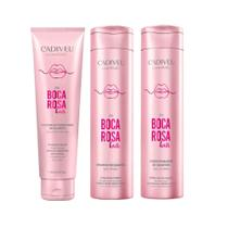 Kit Boca Rosa Hair - Cadiveu -