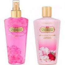 KIT BODY SPLASH 250ml MAIS CREME HIDRATANTE 250ml - Victoria's secret